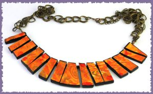 On the Sun - necklace by 237743936
