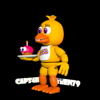 Adventure Chica (Animated) by Capt4inTeen79