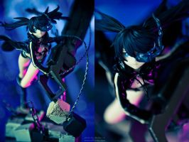 Black Rock Shooter by BlackMageAlodia
