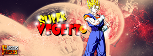 Portada de Super Vegetto by Firezx99