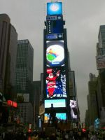 Times Sq. XXV by CaptRhodes
