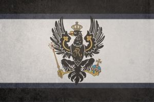 Flag of the Kingdom of Prussia by Lyniv