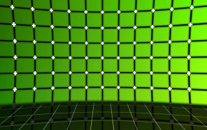 Wall of green 1 by Wretched--Stare