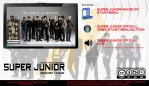 [ 2012 theme ] Super Junior Windows 7 Theme by HKK98