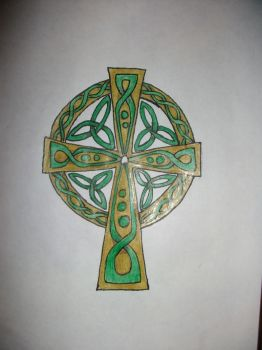 Celtic Cross by Aless-8074