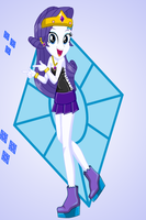 Rarity Id by kimpossiblelove