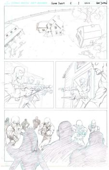 Sample Pencis #1 by G-Ship