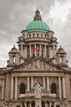 Belfast City Hall by hydrodjinn