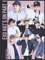 EXO Hat's On PART1 8P png by hyukhee05