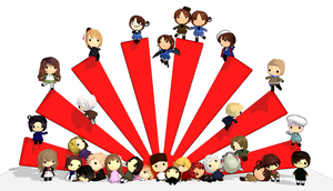 MMD Hetalia Toy Box by 0XxRavenxX0