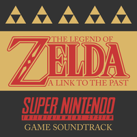 The Legend of Zelda - A Link to the Past Cover by NerdyGeekyDweeb