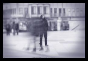 Urban Isolation IV. by FaiblesseDesSens