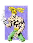 Ironfist marker by drawhard