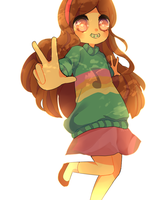 cinnamon roll by Iciscle