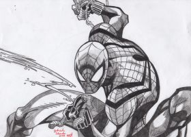 Spiderman-after MAD! (5) by GabRed-Hat