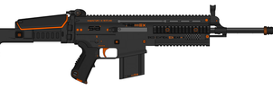 SIA SCAR-H Trial WIP by GeneralTate