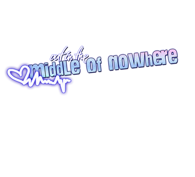 PNGmiddleofnowhere by PurpleberryFields