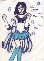 Sailor F-cking Agito by MikiMichelleMAL