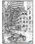 Ravaged City by PCHILL