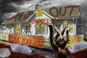 Seriously Folks Its the Bunny Virus Apocalypse by too2tango