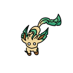 Sneak Preview - 470 Leafeon by QuietCrystal