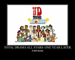 Total Drama All Stars - One Year Later by air30002 by air30002