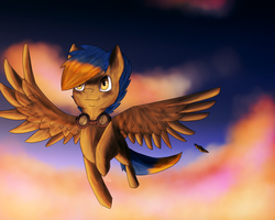 :Skye: Come, Fly With Me [Speedpaint Below] by IronMeow