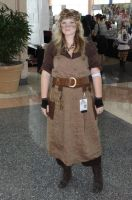 Steampunk Mechanic at Metrocon by AirshipPirateDaylina