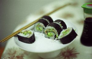 i did sushi by avivi