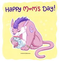 Happy Mother's Day by kagesatsuki