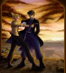Roy and Riza - Thank You by mersades