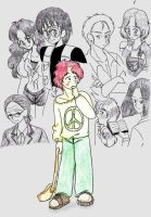 Ronald Weasley's Diary by IllusionEvenstar
