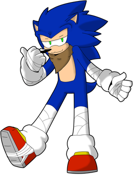 Sonic The Boom by ADayForYou
