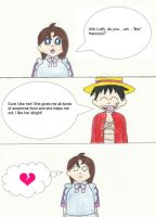 One Piece 2YL: Misunderstanding by the-ocean-sings