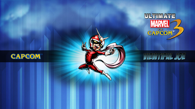 Ultimate MvC3 Viewtiful Joe by CrossDominatriX5