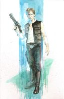 Han Solo Blue Boy by kohse