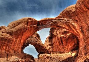 HDR Photographs Moab, UT. by GreyGhost009