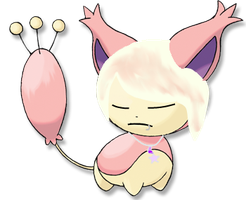 Emo Skitty by KburnsF
