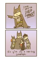 The Bat-Hug by ComickerGirl