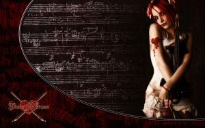 Emilie Autumn 1280x800 by LiosGar