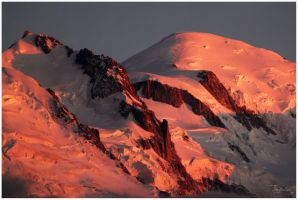 Mont Blanc by ombre-blanche