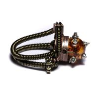 Steampunk Ring 2 by CatherinetteRings