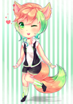 C: Chibi | ToothpasteBeatboxer by cloudylicious