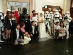 Japanese Star Wars Wedding by masterbarkeep