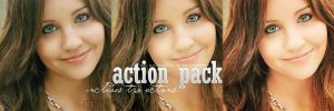 action pack by goldiediva