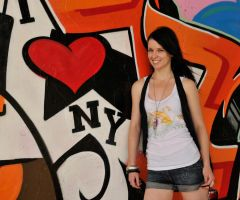 Emma - I love NY 1 by wildplaces