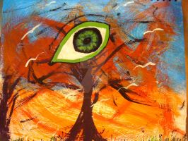 Behind The Eye by Art-From-The-Id
