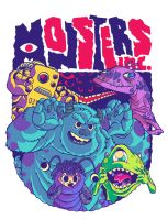 Monsters Inc. by BryanTheEvery