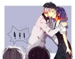 Haise and Touka by Black-chappy