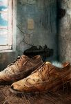 Old Shoes by dreamdomain